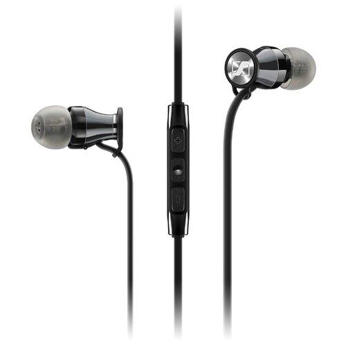 цена на Наушники Sennheiser Momentum 2.0 In-Ear (M2 IEi) черный/хром