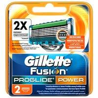 Gillette Сменные лезвия  Fusion ProGlide Power