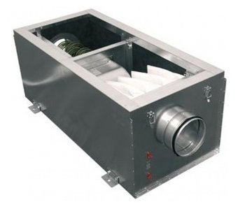 Вентиляционная установка Salda VEKA 1000/5,0-L1
