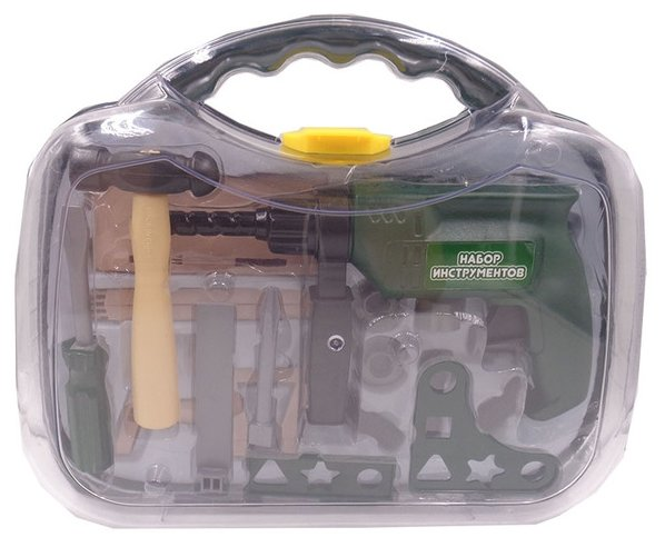 ABtoys Помогаю Папе, 22 предмета PT-00566