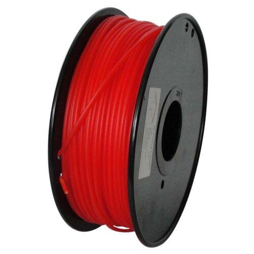 PLA пруток Wanhao 1.75 мм красный 1 кг