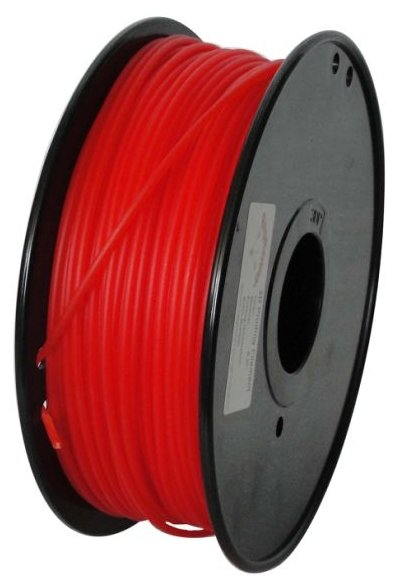 PLA пруток Wanhao 1.75 мм красный
