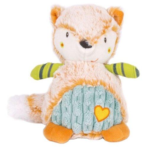 Фото - Мягкая игрушка Gulliver Лисичка цветная 17 см мягкая игрушка gulliver пушистый хвостик лисичка 30 см