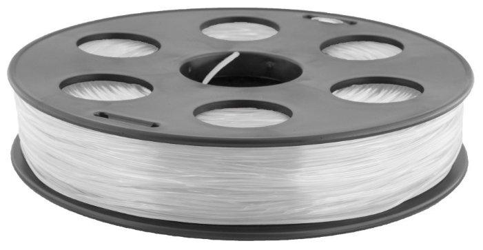 PETG пластик Bestfilament 1.75 мм для 3D-принтеров 0.5 кг натуральный
