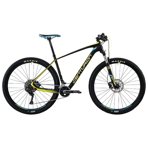 Горный (MTB) велосипед Centurion Backfire Carbon 1000.29 (2017)