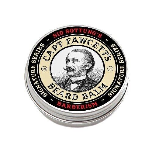 Captain Fawcett Бальзам для бороды Barberism Beard Balm, 60 мл