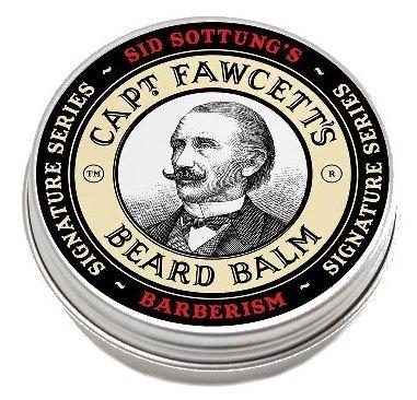 Captain Fawcett Бальзам для бороды Barberism Beard