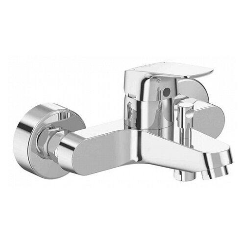 Смеситель для ванны с подключением душа Ideal STANDARD Ceraflex B 1721 AA однорычажный