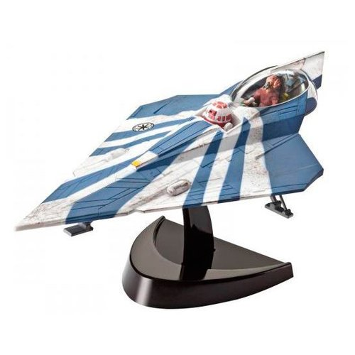 Сборная модель Revell Звёздный Истребитель Пло Куна (06689) 1:39
