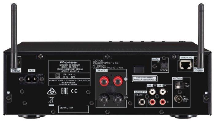 74da9986e852 Купить Музыкальный центр Pioneer X-HM72-K по выгодной цене на Яндекс.Маркете