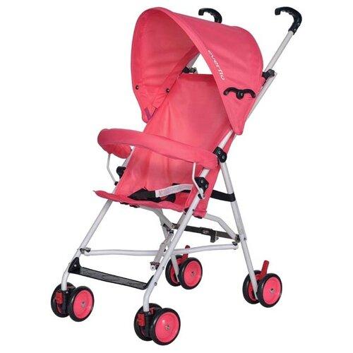 Прогулочная коляска everflo E-100 Simple pink коляска прогулочная everflo racing grey e 450 пп100004019