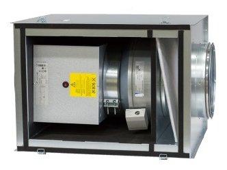 Вентиляционная установка Systemair TLP 200/3,0