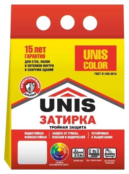 Затирка Unis Color 2 кг