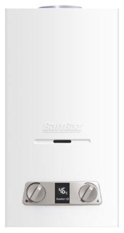 Проточный газовый водонагреватель BaltGaz Comfort 15