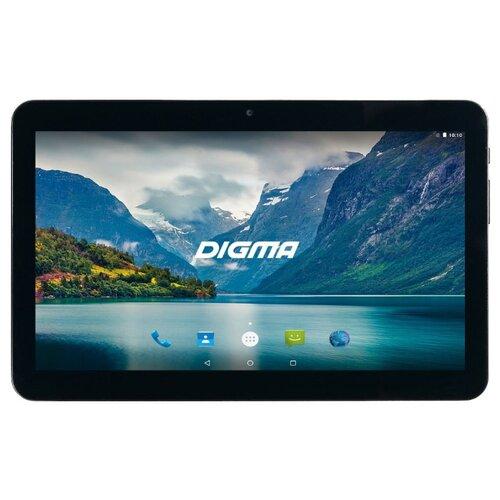 Планшет DIGMA Optima 1026N 3G (2018) черный