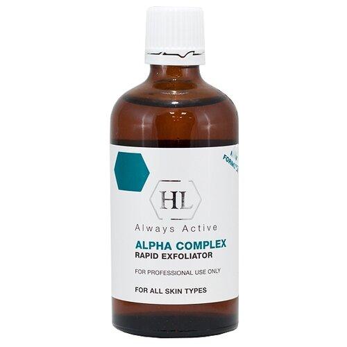 Holy Land эксфолиатор для лица Alpha complex Rapid exfoliator 100 мл holy land probiotic