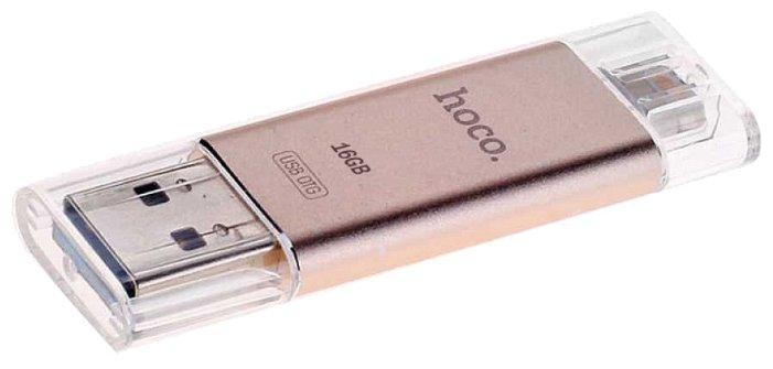 Флешка Hoco UD2 16GB