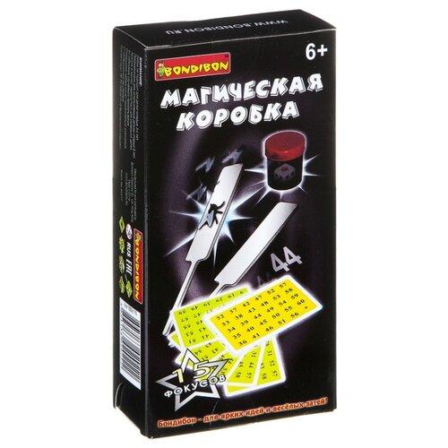 Купить Набор для фокусов BONDIBON Магическая коробка № 1 ВВ2116, Настольные игры