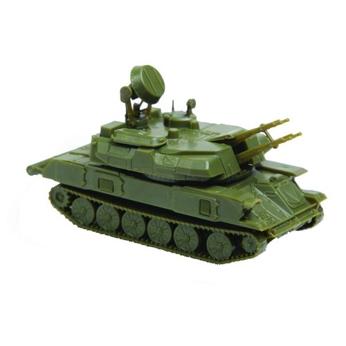 Купить Сборная модель ZVEZDA Советская зенитная САУ Шилка (7419) 1:100, Сборные модели
