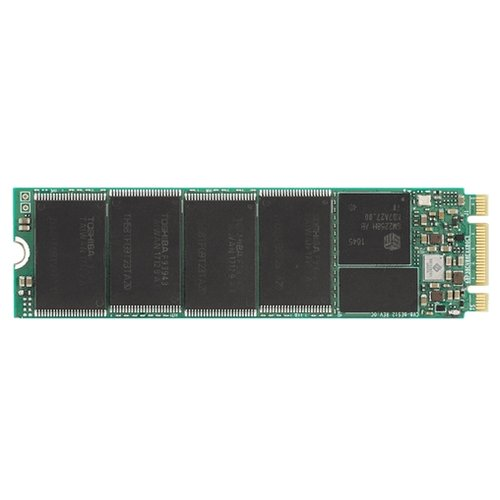 Твердотельный накопитель Plextor PX-128M8VG 128 GB зеленый