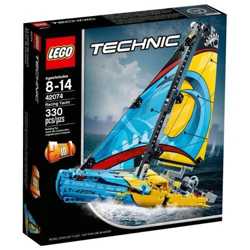 Купить Конструктор LEGO Technic 42074 Гоночная яхта, Конструкторы