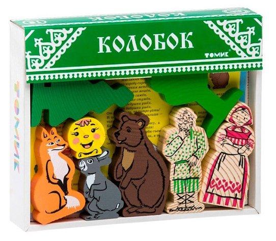 Кубики Томик Колобок 4534-2