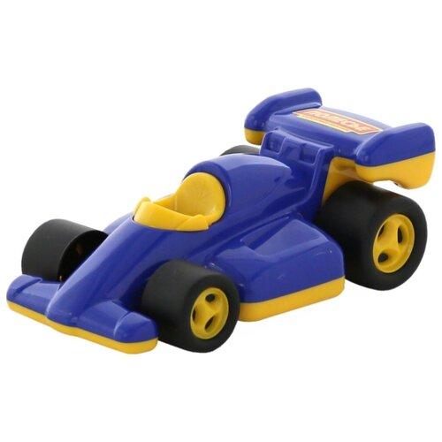 Купить Гоночная машина Полесье Спринт (35134) 17 см, Машинки и техника
