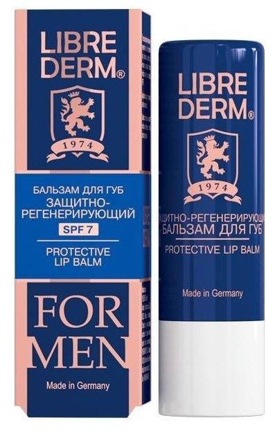 Librederm Бальзам для губ For men