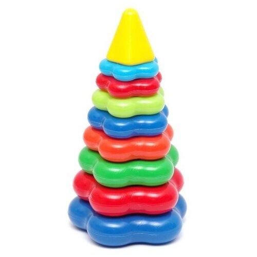 Пирамидка Karolina toys Фигурная большая