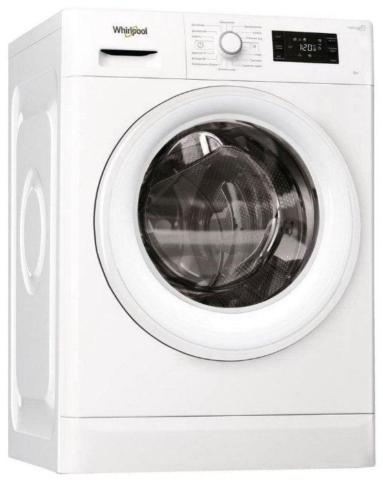 Стиральная машина Whirlpool FWSG 61053 WV — купить по выгодной цене на Яндекс.Маркете