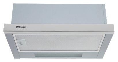 Встраиваемая вытяжка UKINOX Стандарт HD1223 600x310, Steel