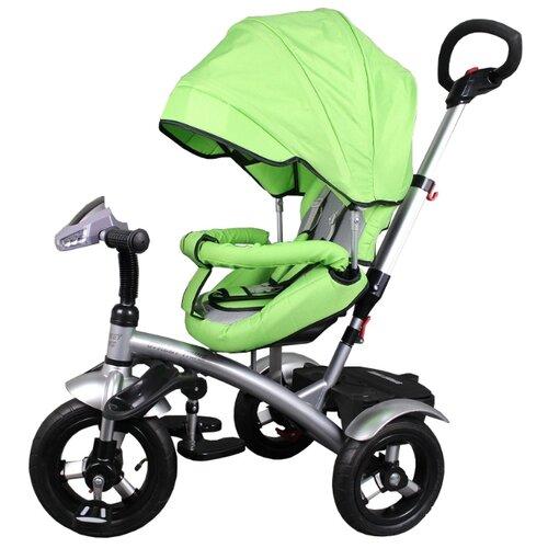 Купить Трехколесный велосипед Street trike A57, зеленый, Трехколесные велосипеды