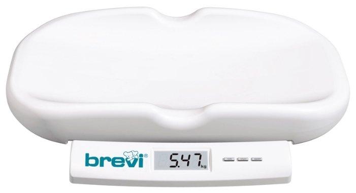 Электронные детские весы Brevi Primichili