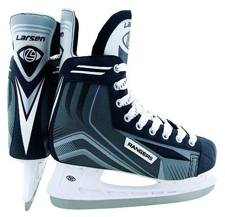 Хоккейные Larsen Ranger 11 black р. 44