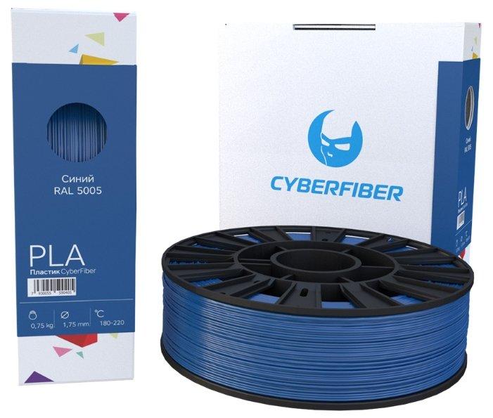 PLA пруток Cyberon 1.75 мм синий