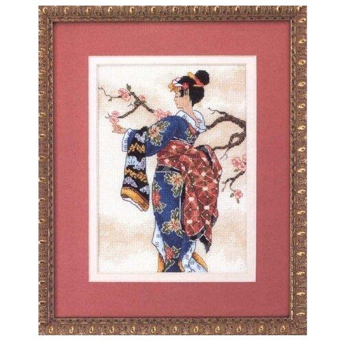 Купить Dimensions Набор для вышивания крестиком Mai (Маи) 13 х 18 см (06760), Наборы для вышивания