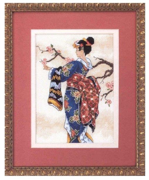 Dimensions Набор для вышивания крестиком Mai (Маи) 13 х 18 см (06760)