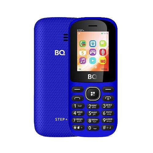 Телефон BQ 1807 Step + синийМобильные телефоны<br>