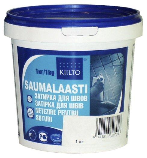 Затирка KIILTO Saumalaasti 1 кг