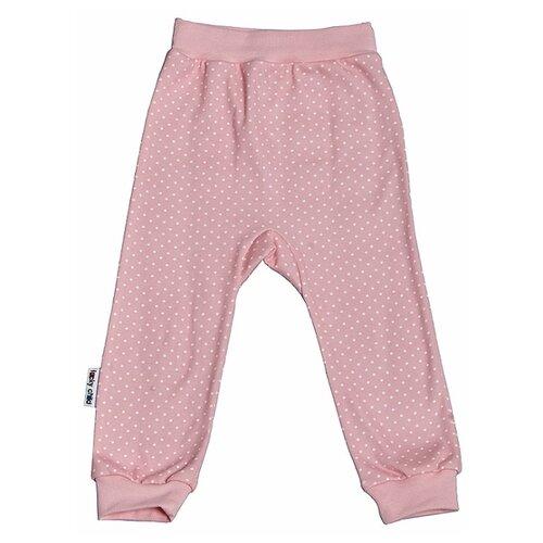 Брюки lucky child размер 18, розовыйБрюки и шорты<br>