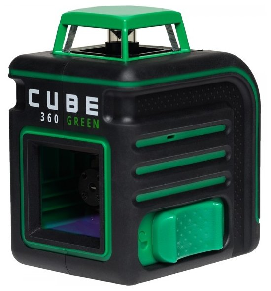 Лазерный уровень ADA instruments CUBE 360 Green Ultimate Edition (А00470)