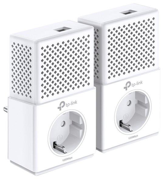 TP-LINK Комплект адаптеров Powerline TP-LINK TL-PA7010P KIT