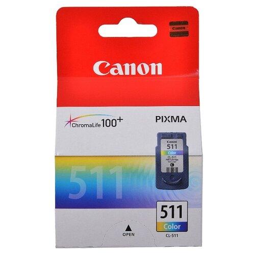Фото - Картридж Canon CL-511 (2972B007/2972B004) картридж canon cl 551 tri color