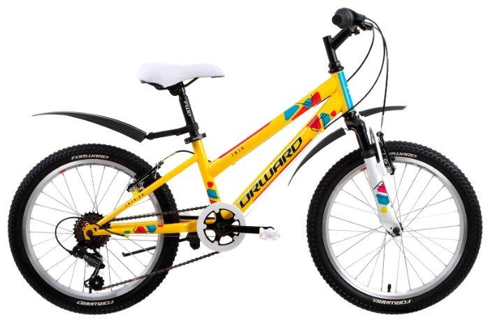 Подростковый велосипед FORWARD Iris 20 (2017)