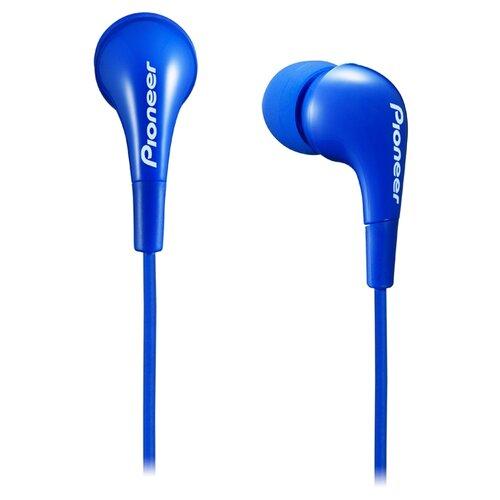 Наушники Pioneer SE-CL502, blue