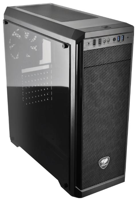 Компьютерный корпус COUGAR MX330-G Black