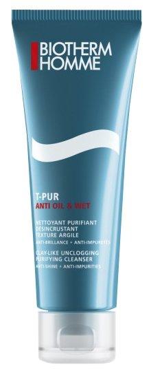 Biotherm Гель для умывания T-Pur Anti Oil & Wet Purifying Cleanser