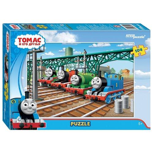 Купить Пазл Step puzzle Томас и его друзья (82154), 104 дет., Пазлы