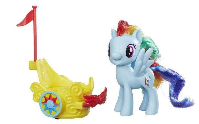 Игровой набор Hasbro Rainbow Dash B9835