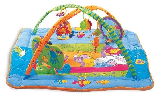 Развивающий коврик Tiny Love Зоосад (0128002)